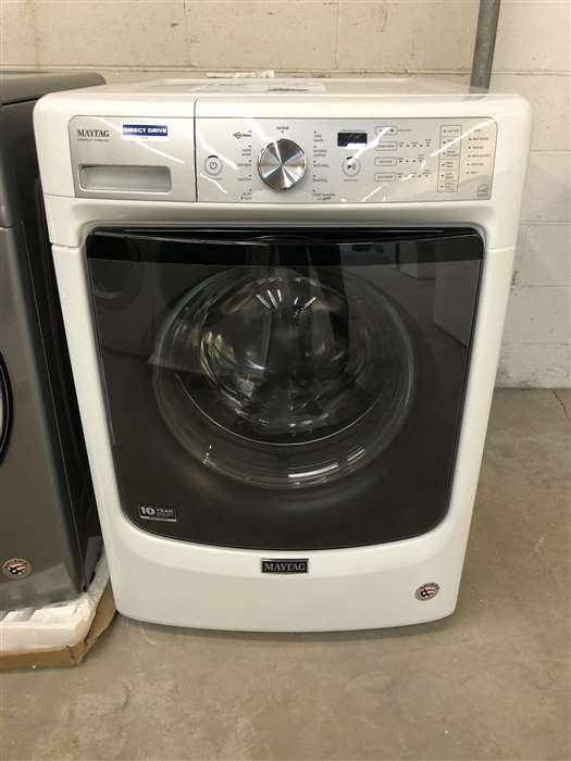 Stackable Front Load Washer White