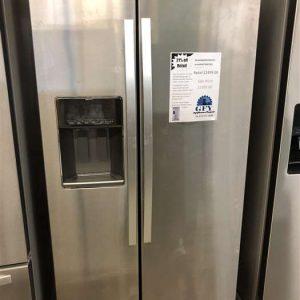 Side-by-Side Refrigerator SS