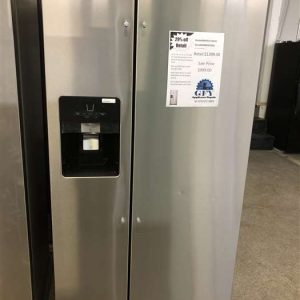 Side-by-Side Refrigerator SS