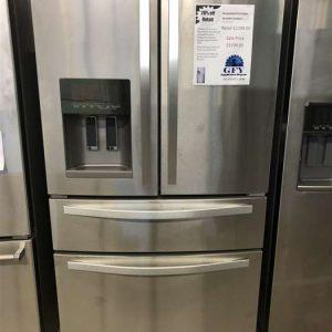 French Door Refrigerator SS
