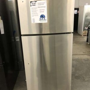 Top Freezer Refrigerator in SS
