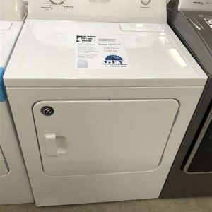 Electric Dryer White
