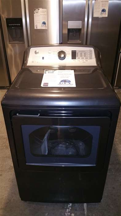 7.4 CU.FT ELECTRIC STEAM DRYER