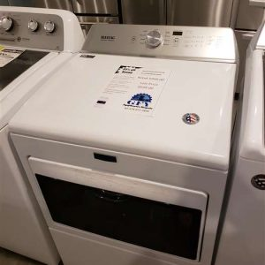 7.4 CU.FT ELECTRIC DRYER