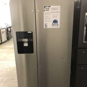 whirlpool finger print resistant refrigerator