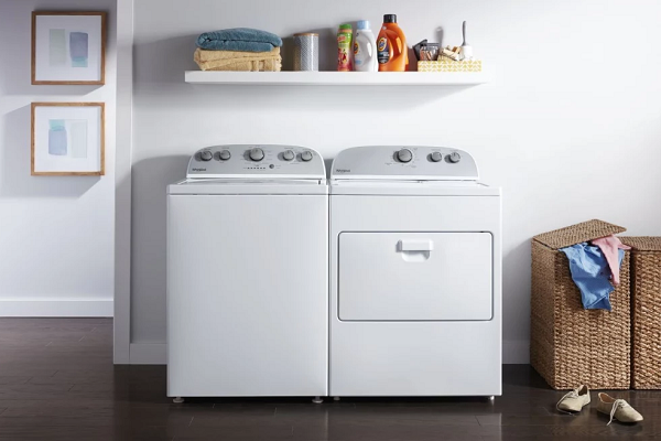 whirlpool gas dryer review