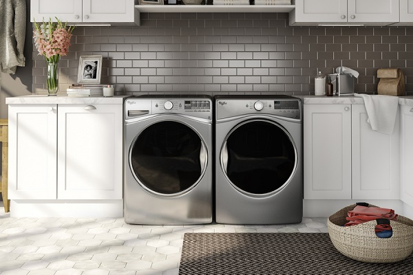 whirlpool dryer rating