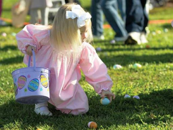 easter egg hunts athens ga