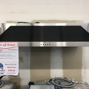 Vent Hood / Downdrafts