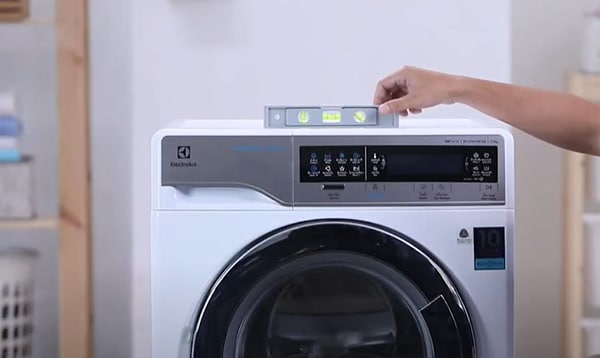 Electrolux washer not spinning