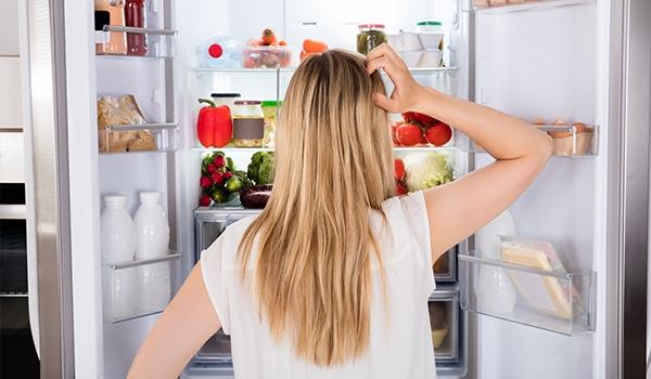 french door refrigerator pops open