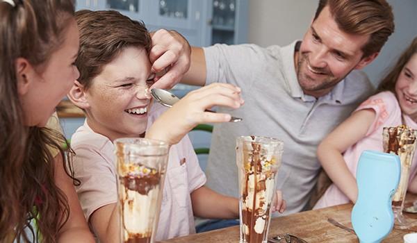make ice cream without ice cream maker