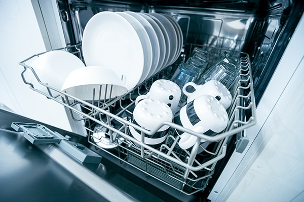how to load a whirlpool dishwasher