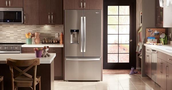 control moisture in a Whirlpool refrigerator