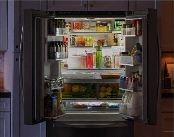 whirlpool refrigerator humidity control switch